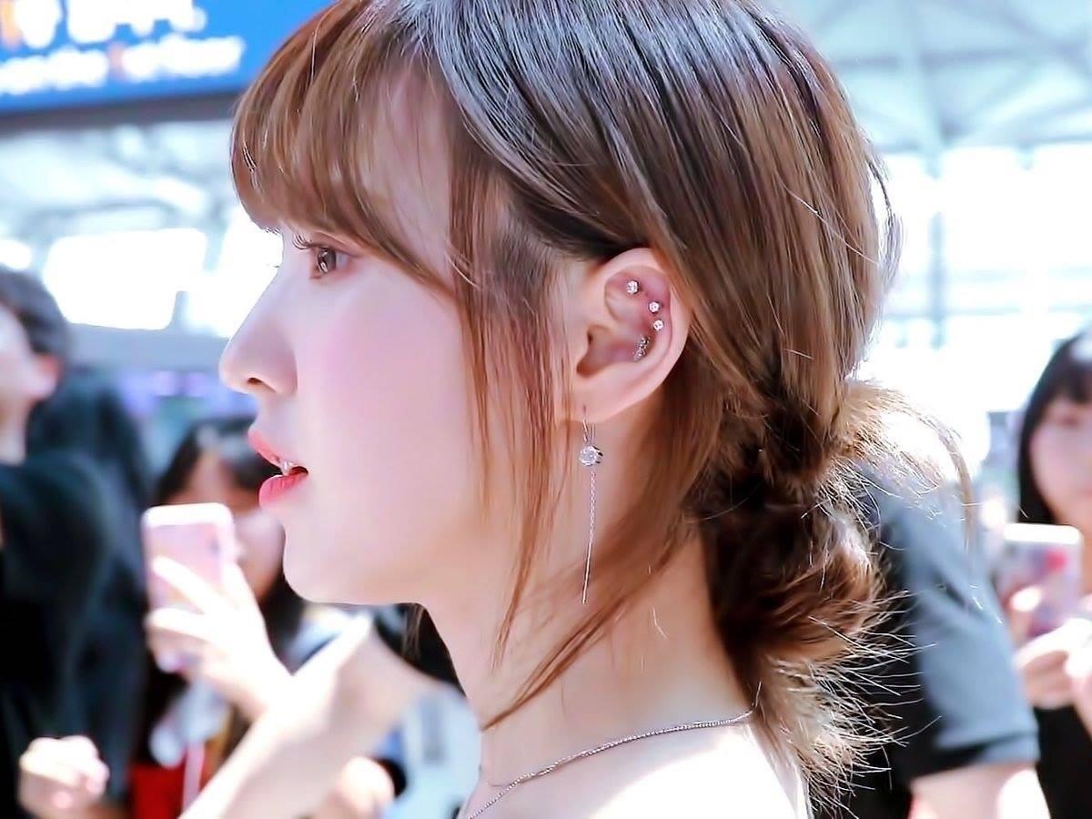Một số kiểu xỏ khuyên Hàn Quốc đẹp được ưa chuộng