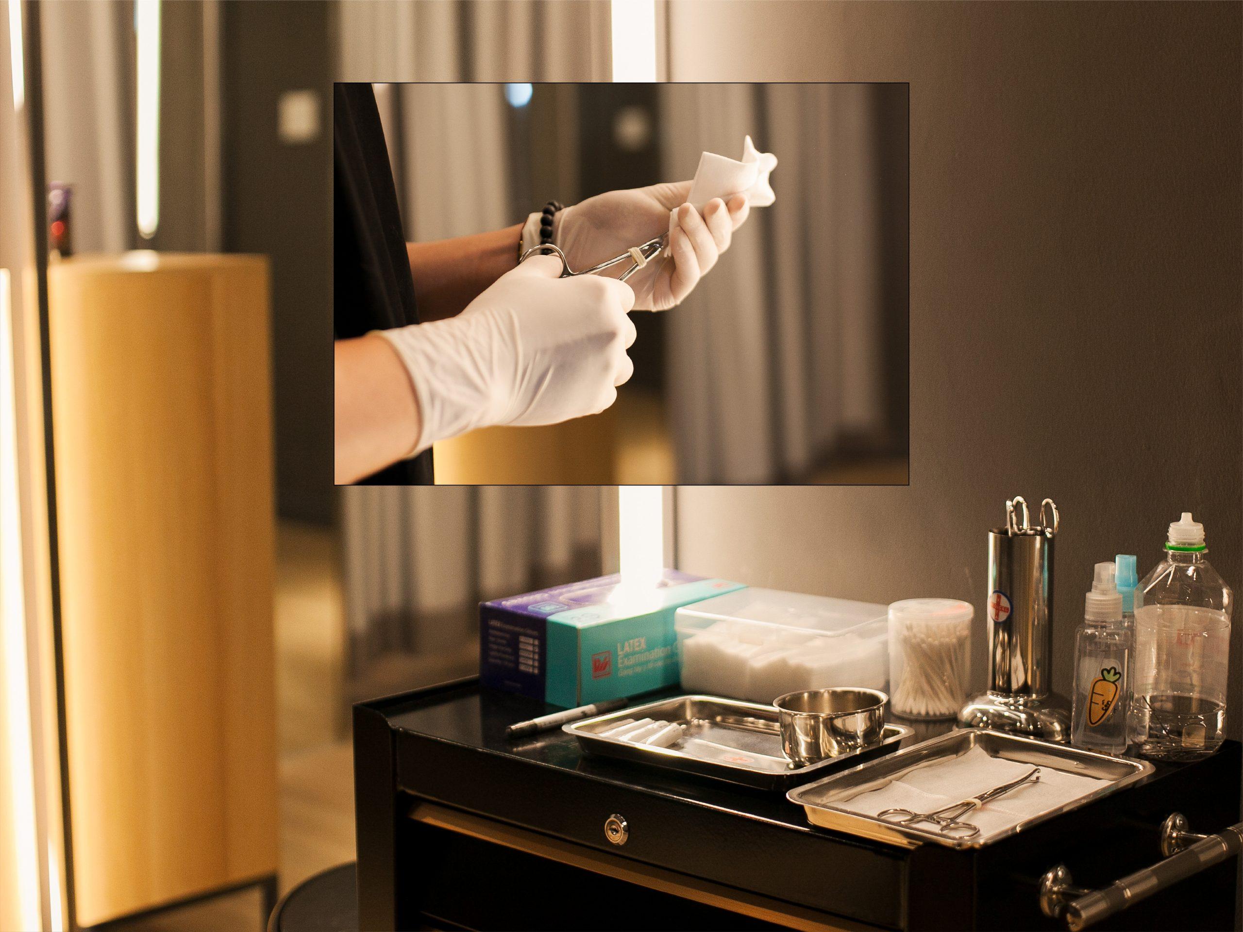 Đảm bảo an toàn vệ sinh và sức khỏe cho đôi tai của bạn nên luôn được ưu tiên hàng đầu