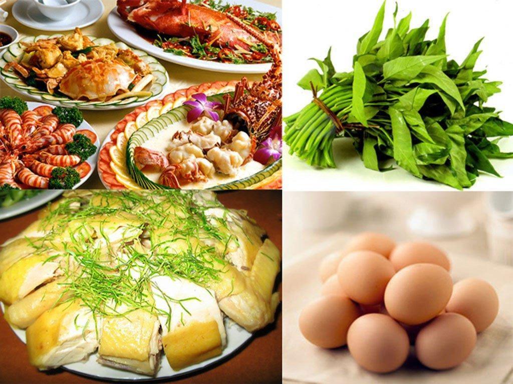 Tránh xa các loại thực phẩm này nếu không muốn bị nhiễm trùng